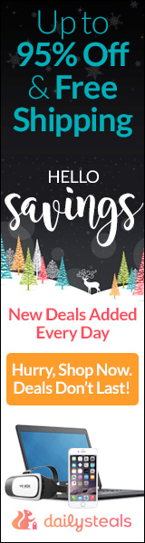 Daily Steals Free Shipping