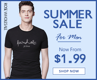 Summer Sale for Men: From $1.99, Shop Now!