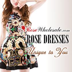 Rose Dresses: Unique to You