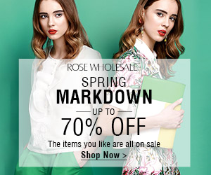 Spring Markdown Up To 70% OFF, The Items You Like                            Are All On Sale
