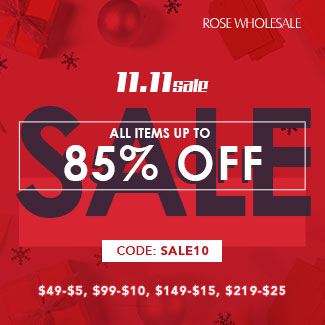 12% Off for 11.11 Single Day Warm-Up Sale;Code: Sale12