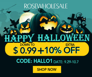 Down to $0.99 + Extra 10% Off Halloween Sales