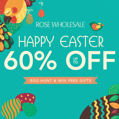 Easter Day Sale: Up to 60% OFF!