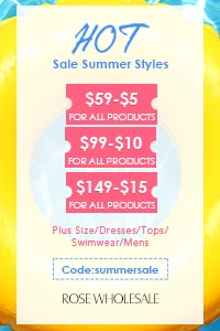 Hot Sale Summer Styles: Up to $15 OFF