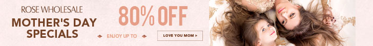 Mother's Day Sale! Up to 80%, Choose The Best Gift!
