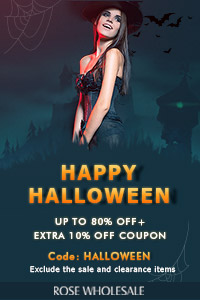 Happy Halloween: Up to 80% OFF and Extra Coupon: HALLOWEEN!