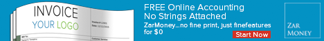 Free Online Accounting. No strings attached.