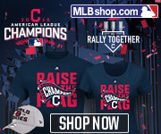 Celebrate the Indians Central Division Championship with Division Champs gear from NFLShop.com