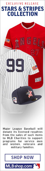 Shop the Stars & Stripes Collection at MLBShop.com