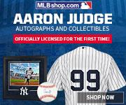 Shop the Aaron Judge Memorabilia Collection at MLBShop.com