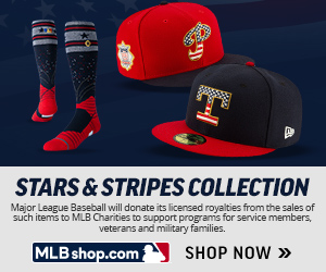 Shop the Stars and Stripes Collection at MLBshop.com