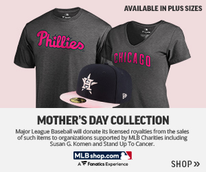 Shop the Mother's Day Collection at MLBshop.com