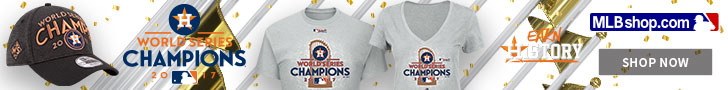 Houston Astros 2017 AL Champs