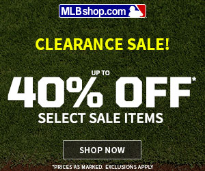 Save 10-20% on select Majestic Cool Base and Flex Base jerseys + Free Shipping on Orders over $50 at MLBShop.com through 3/17