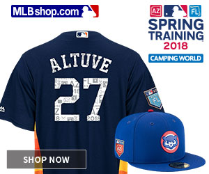 Shop for 2018 Spring Training Gear at MLBShop.com