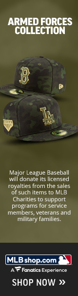 Shop the Armed Forces Collection at MLBshop.com