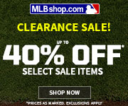 Save big on CyberWeekend at MLBShop.com