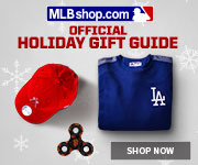 Official Holiday Gift Guide of MLBShop.com