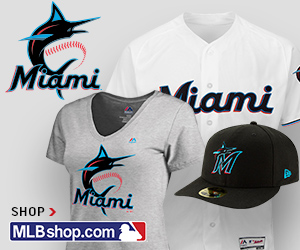 c78e9b97 Shop for official Miami Marlins fan gear from Majestic, Nike and New Era at  Shop