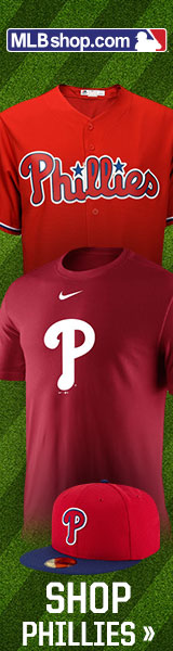 Shop for official Philadelphia Phillies fan gear from Majestic, Nike and New Era at Shop.MLB.com