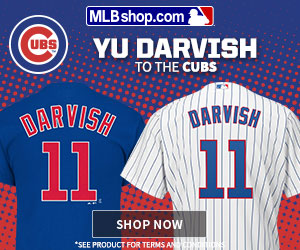 Yu Darvish Chicago Cubs Gear