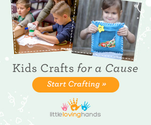 kids crafts for a cause