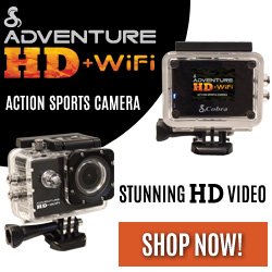 HD Action Cams with Wif