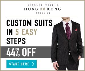 hong kong tailors discount codes