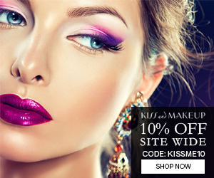 Site Wide Sale. Use Code: KISSME10 at Checkout and Get 10% OFF Site Wide