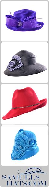 Samuels Hats discount code