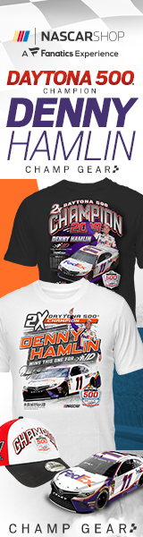 Denny Hamlin 2019 Daytona 500 Champion Fan Gear and Collectibles