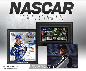 Shop for Official NASCAR Collectibles at Store.NASCAR.com