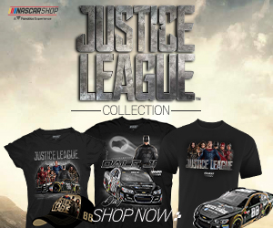 Shop the NASCAR Justice League Collection