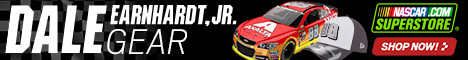 Show your support for Dale Earnhardt Jr. with fan gear from Store.NASCAR.com