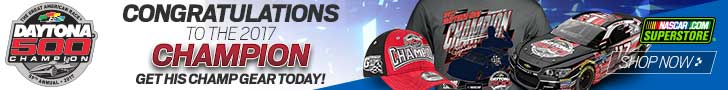 Shop for 2017 Daytona 500 Champs Gear and Collectibles at Store.NASCAR.com