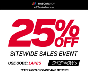 15% Off + Free Shipping Over $50 with code RACE50