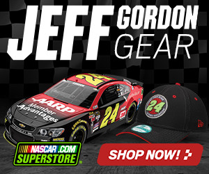 Retired, but not forgotten - show your Jeff Gordon love with fan gear from Store.NASCAR.com