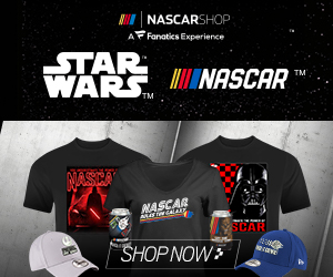 Shop the NASCAR Star Wars Collection