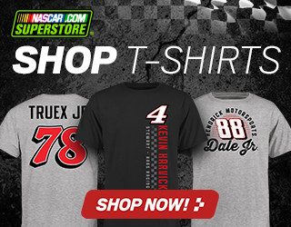 Shop for Official NASCAR T-shirts at Store.NASCAR.com