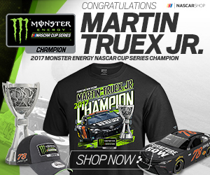 Shop for Martin Truex Jr. Monster Energy NASCAR Cup Series Champs Gear at Store.NASCAR.com