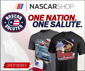 Shop Our Collection of NASCAR American Salute Apparel and Gear