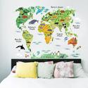 World Maps decor