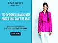 Coupons and Discounts for Coats Direct