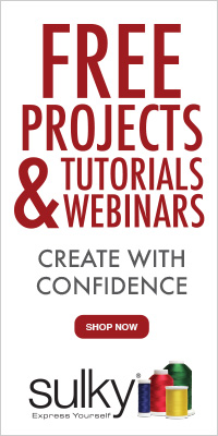 Sulky free projects and tutorials