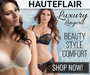 Shop HauteFlair.com for Luxury Lingerie