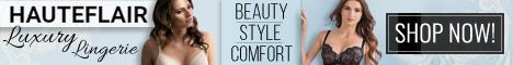 Shop HauteFlair.com for Luxury Lingerie