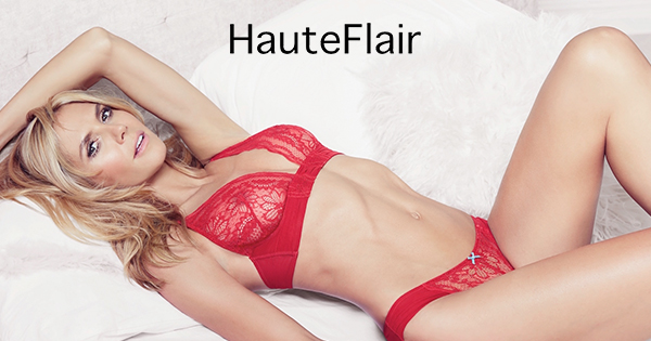 Luxury Lingerie at HauteFlair.com