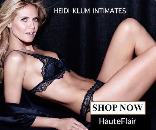 Shop for Heidi Klum Intimates at HauteFlair.com