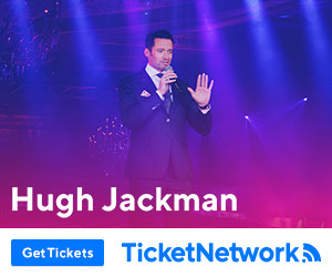 Hugh Jackman Tickets
