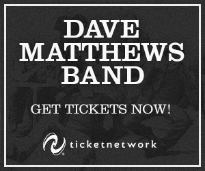 Dave Matthews Band Tickets!